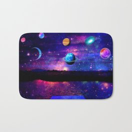 Universe Bath Mat