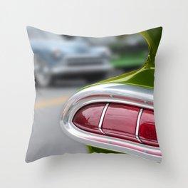 Fins Throw Pillow