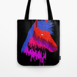 The Psychedelic Melt Tote Bag