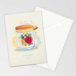 Jar of Memories Stationery Cards