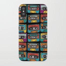 MIXTAPE - ANALOG zine iPhone Case
