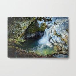 Paradise Falls 1 Metal Print