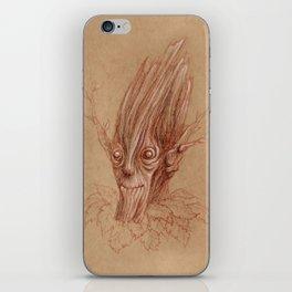 Tree Man iPhone Skin