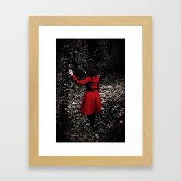 Red Riding Hood 1 Framed Art Print