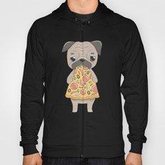 Pizza Pug Hoody