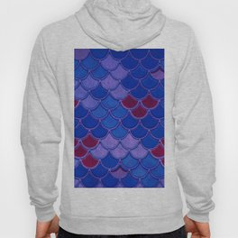 Colorful Dragon Scales Hoody