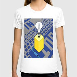 The case of The Light Switch. T-shirt