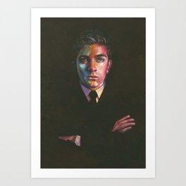 The Eldest Art Print