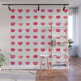 Kiss Collection – Pink Palette Wall Mural