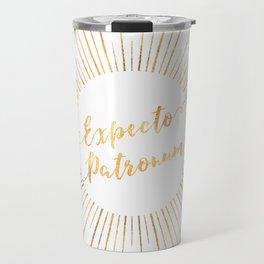 Expecto Patronum Travel Mug