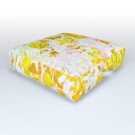 Golden Shine Outdoor Floor Cushion