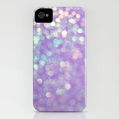 Bokeh Raindrops iPhone (4, 4s) Slim Case