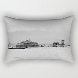 Inle Lake, Myanmar Rectangular Pillow