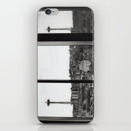 The Needle in its Natural Habitat iPhone Skin