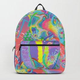 Alien Organism 18 Backpack