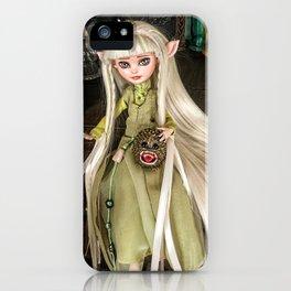 Kira custom Doll iPhone Case