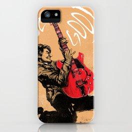 Johnny B. Goode iPhone Case