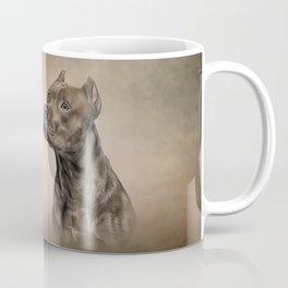 Funny American Staffordshire Terrier Coffee Mug