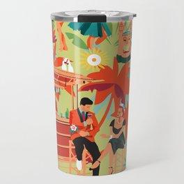 Resort living Travel Mug
