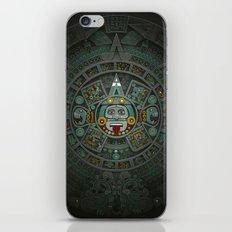 Stone of the Sun II. iPhone & iPod Skin