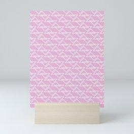 Zigzag II Mini Art Print