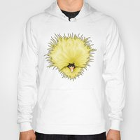 chicken Hoodies featuring Chicken by Compassion Collective