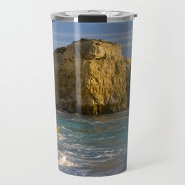 Algarve cove Travel Mug
