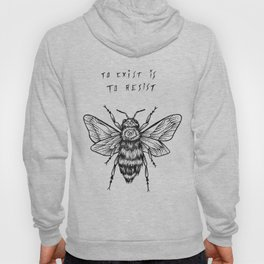 to exist is to resist Hoody