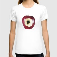 computer T-shirts featuring Apple Computer! by Massimo Merlini