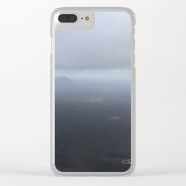Stirling Range NP Clear iPhone Case