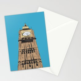 London Big Ben Stationery Cards