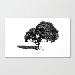 Tree of Stars Canvas Print
