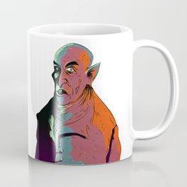 Nosferatu At Rest Coffee Mug