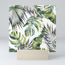 TROPICAL GARDEN 2 Mini Art Print