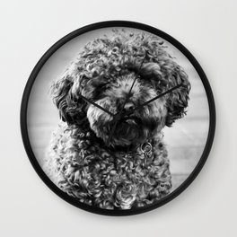The King of Kute Wall Clock