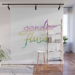 Gender Fluid Wall Mural