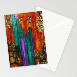 A New Beginning  Stationery Cards