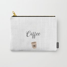 Ok, But First Coffee Carry-All Pouch