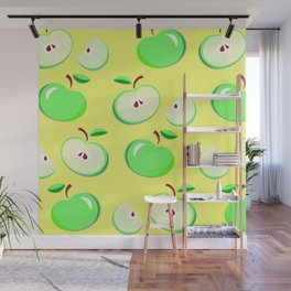 Granny Smith Wall Mural