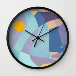 Sun is Life Wall Clock