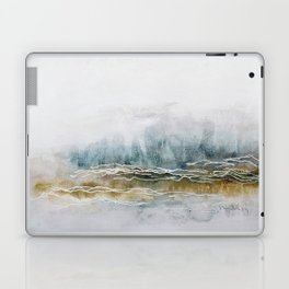 I Hold You Close Under These Skies Laptop & iPad Skin