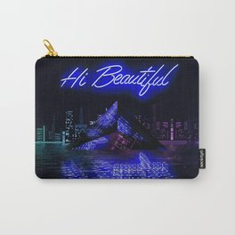 Neon UFO by GEN Z Carry-All Pouch