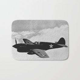 P-40 Warhawk Bath Mat