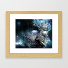 Zues Framed Art Print