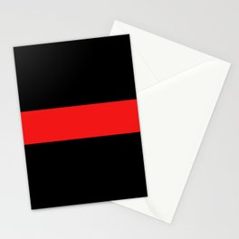 Firefighter: The Thin Red Line Stationery Cards