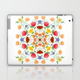 A Symphony Of Floral Delights Laptop & iPad Skin
