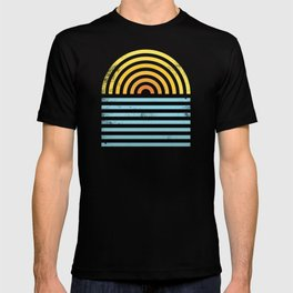Retro Sunset T-shirt
