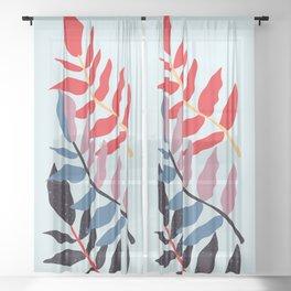 The Rowan Sheer Curtain