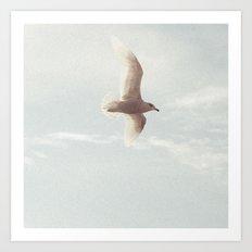The Birds #3 Art Print