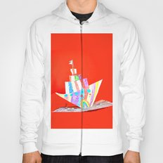 iMAGiNARY JOURNEY Hoody